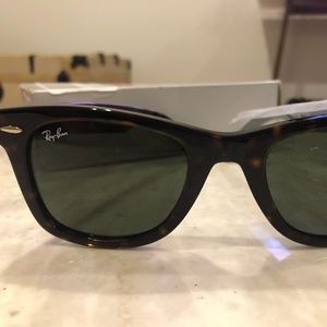 Ray-Ban Original Wayfarer Sunglasses (RB2140) Brow